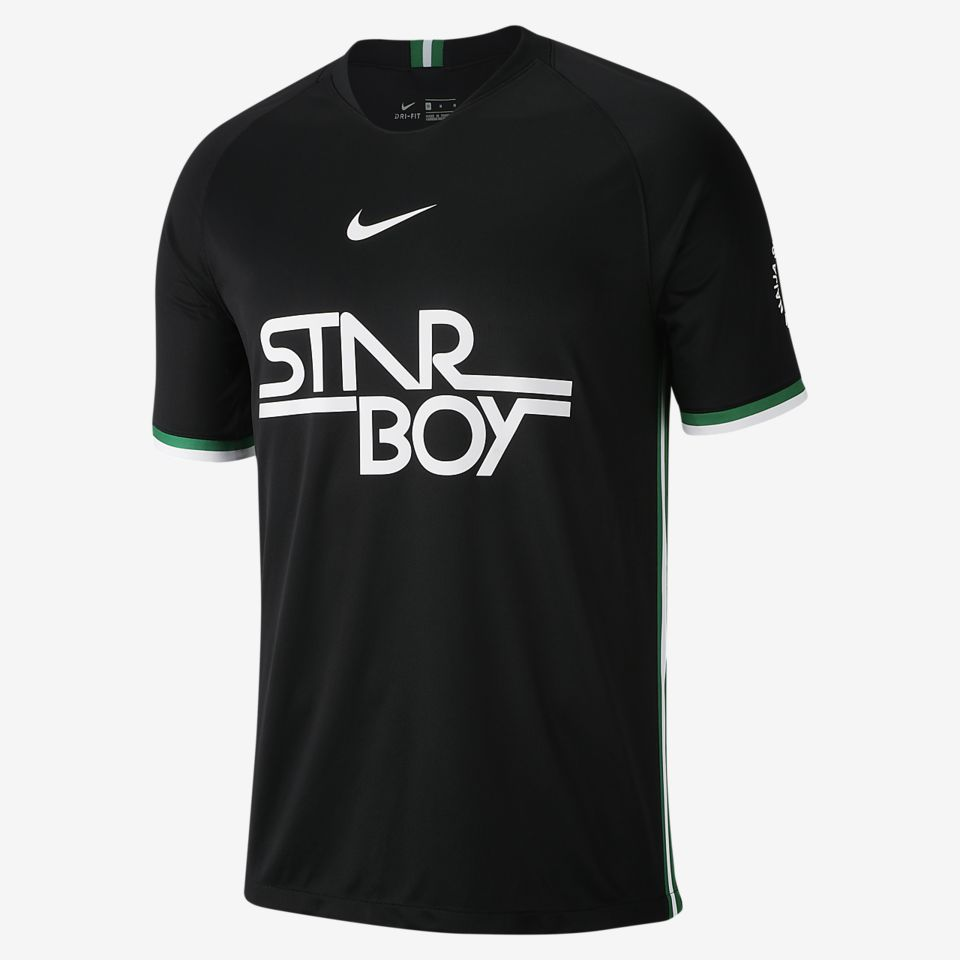 WizKid Co-Creation Jersey