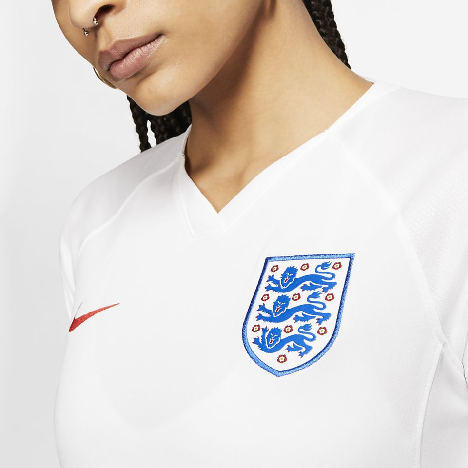 2019 England National Team Stadium Home Jersey