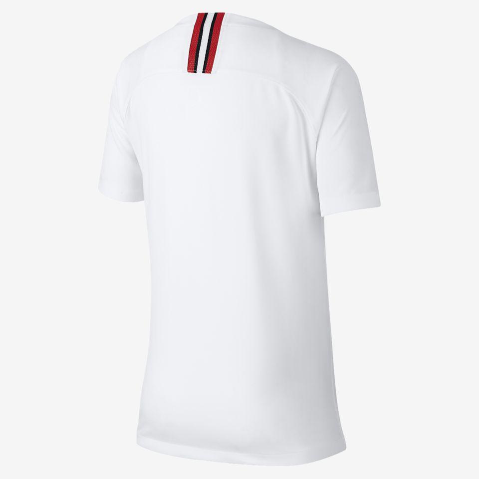 Jordan X Paris Saint-Germain 2018/2019 White kit