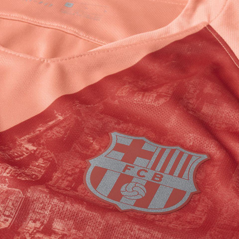 2018/2019 FC Barcelona Stadium 3rd Kit