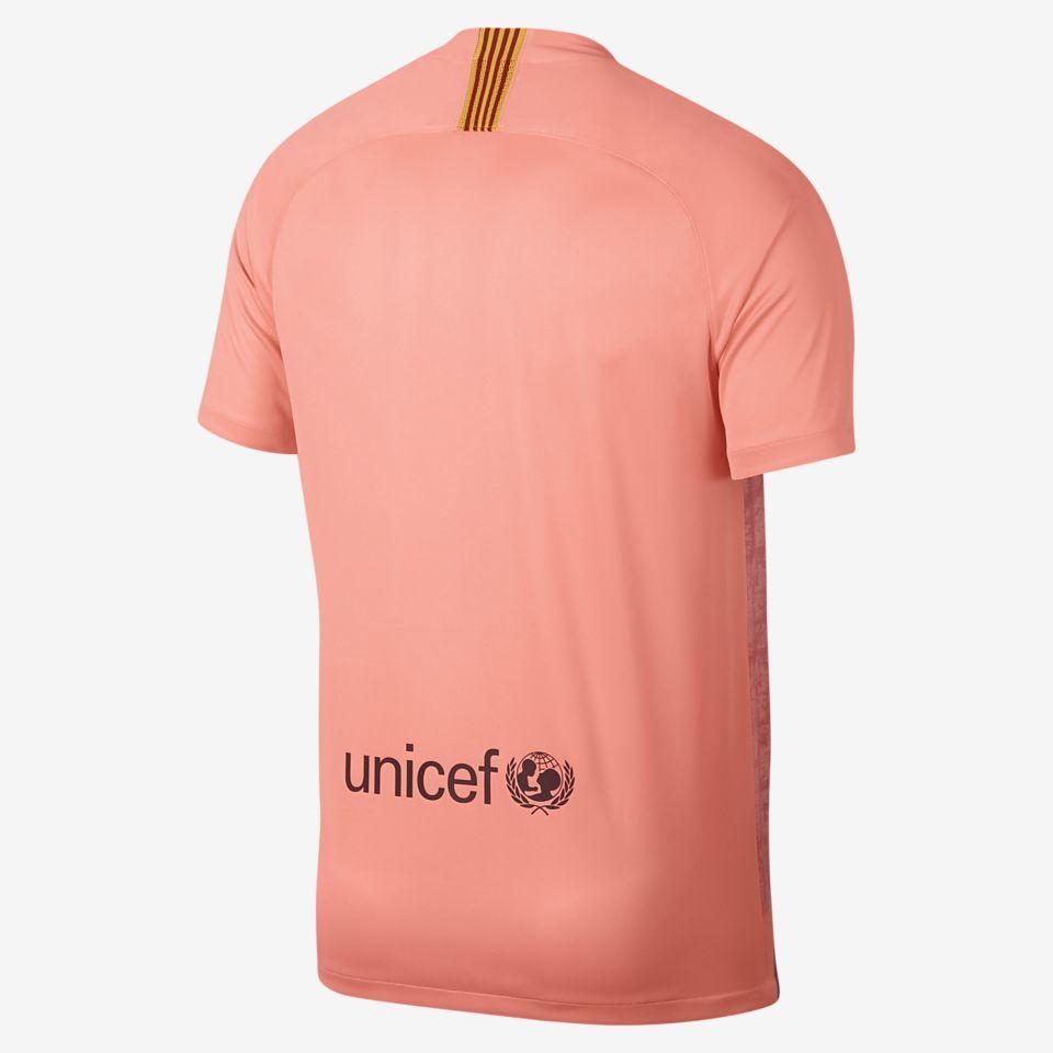 online retailer d4ea9 f3598 2018/2019 FC Barcelona Stadium Third Kit. Nike.com GB