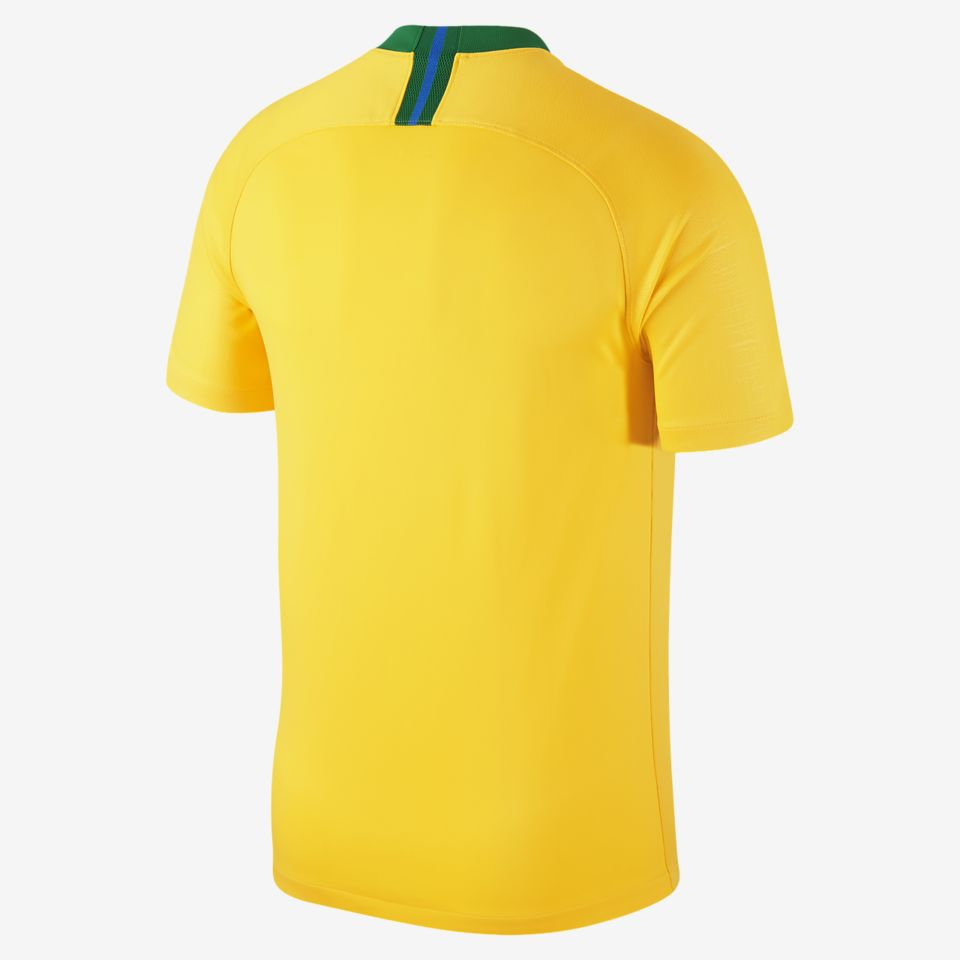7b83d70cf 2018 Brazil Stadium Home Kit. Nike.com GB