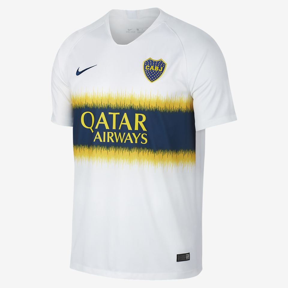 save off b1a77 aa980 Boca Juniors Away Stadium Jersey. Nike.com