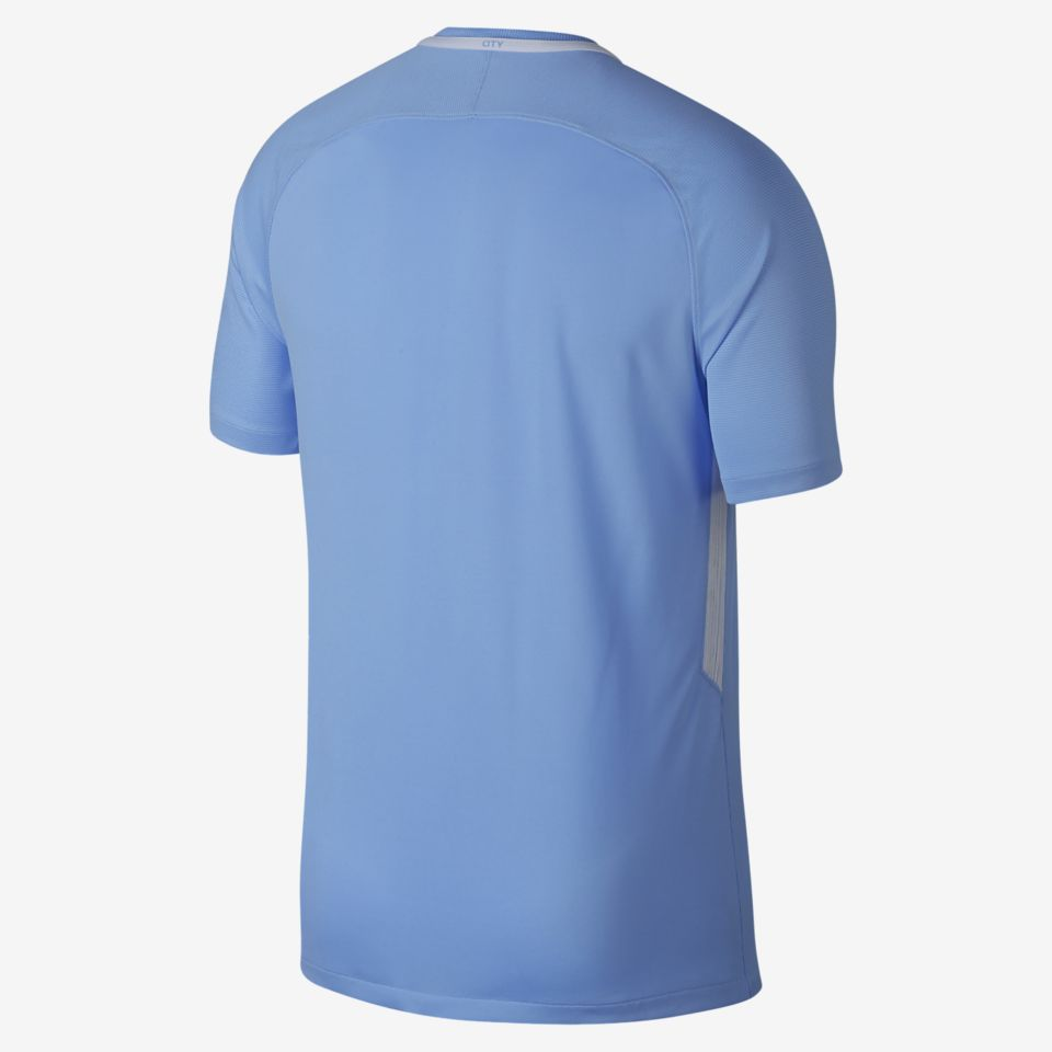 Man City 2017/18 Home Kit