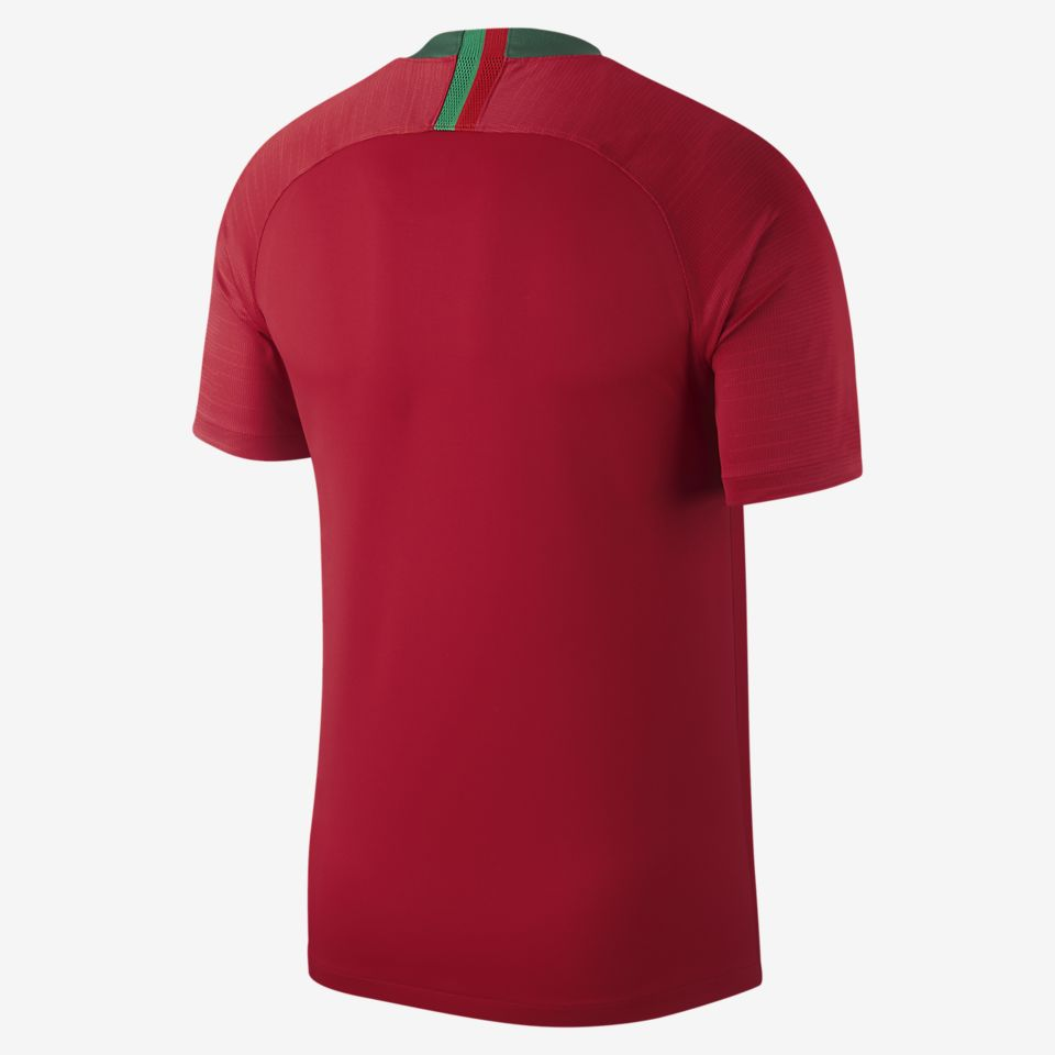Portugal 2018 Home Kit. Nike.com aec4614529ae