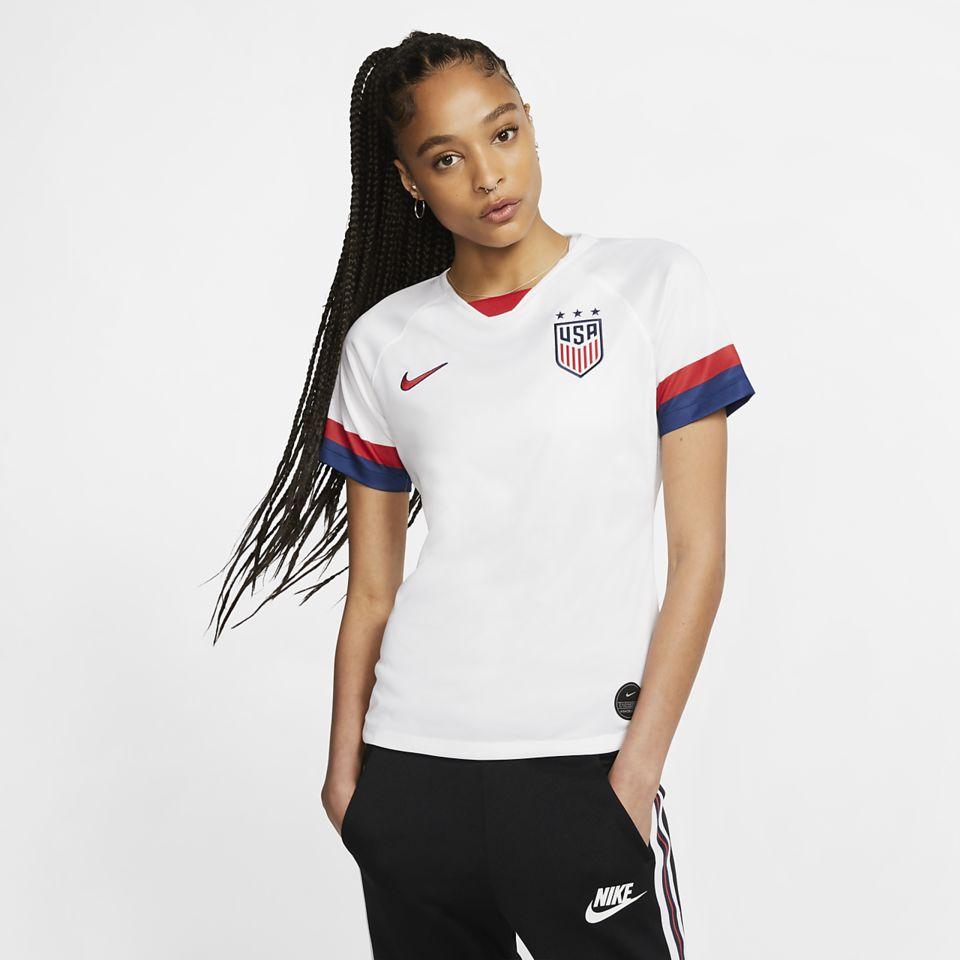 half off cc91e 4e80a 2019 USWNT Stadium Home Jersey. Nike.com