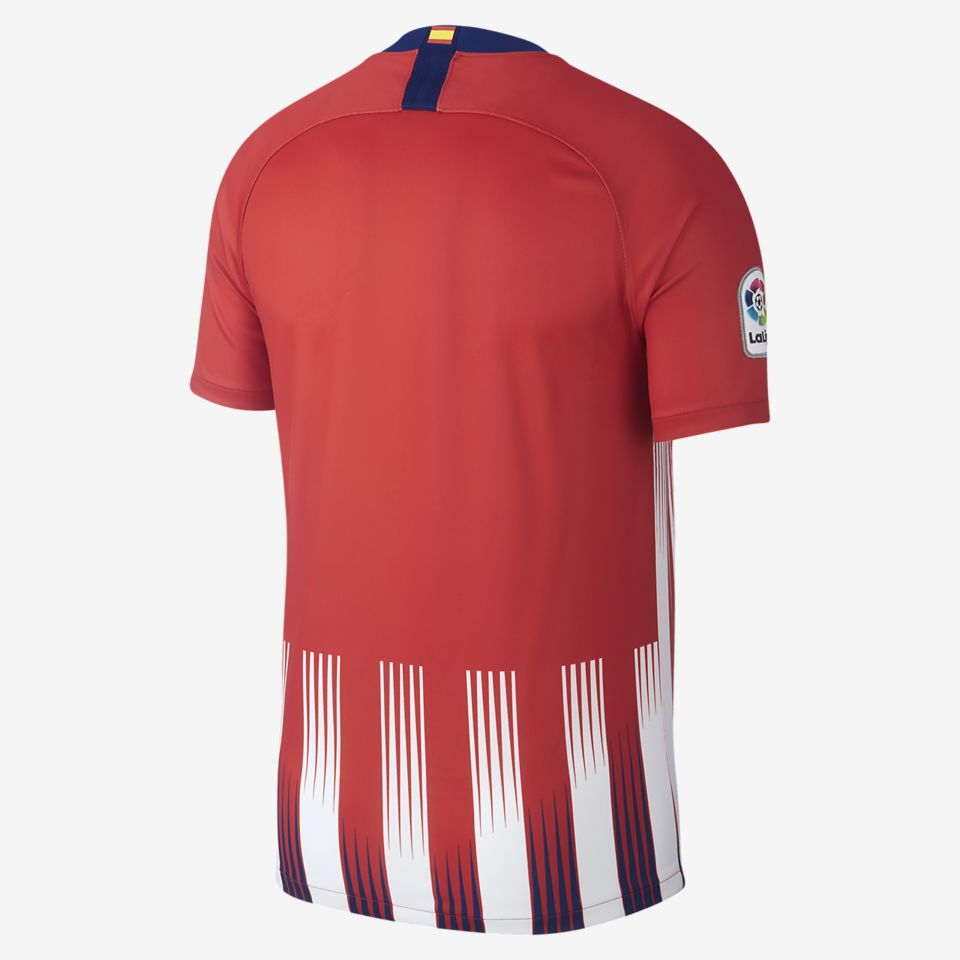 cef70292e59 2018 19 Atlético de Madrid Stadium Home Kit. Nike.com GB