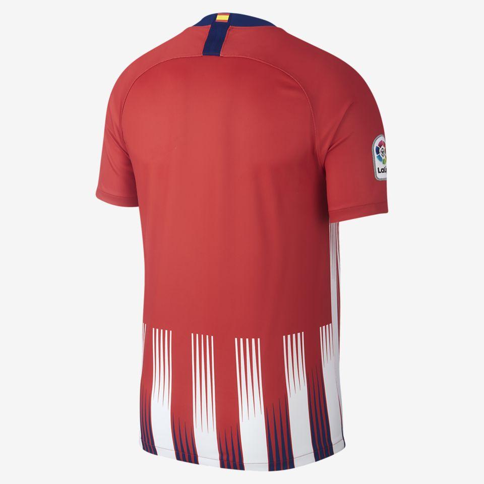 2018/19 Atletico Madrid Stadium Home Kit