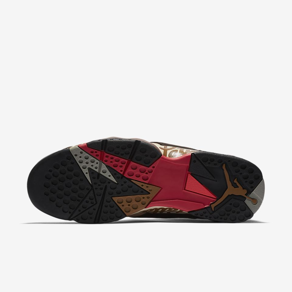 Patta Collection 'Air Jordan VII' Release Date