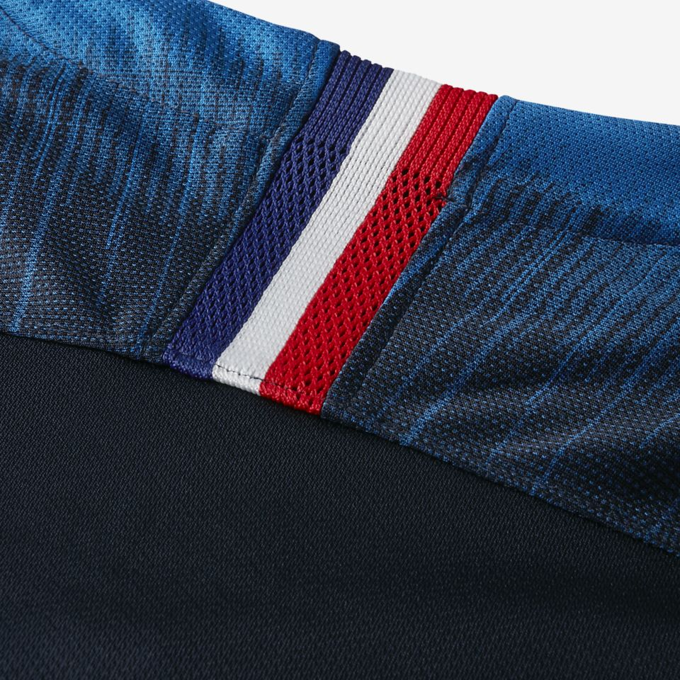 2018 France Stadium Home Kit
