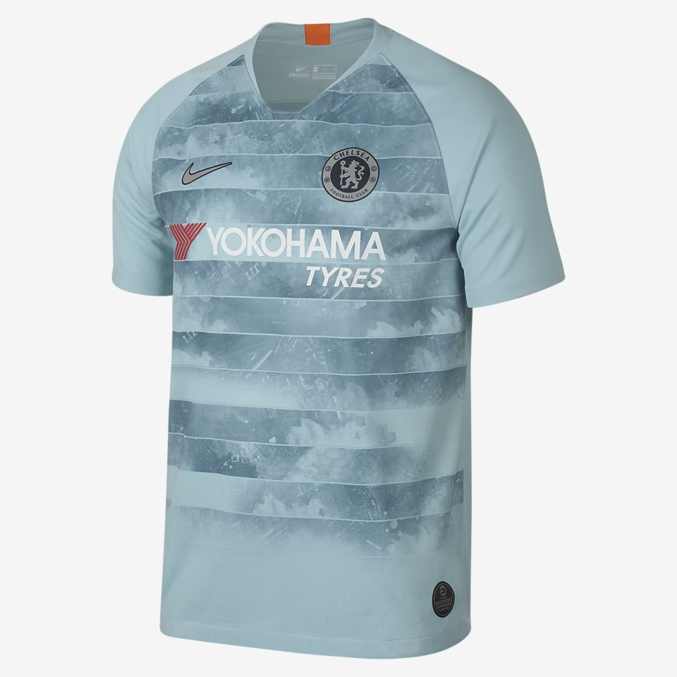b7dcabbbd0c Men's Football Connect Shirt. NikeConnect Chelsea FC Third Jersey