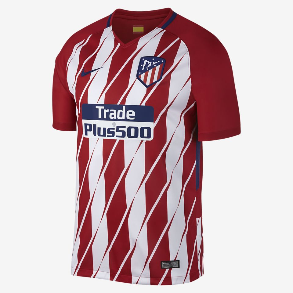 b35fdf7592a Atlético Madrid 2017/18 Home Kit. Nike.com AU