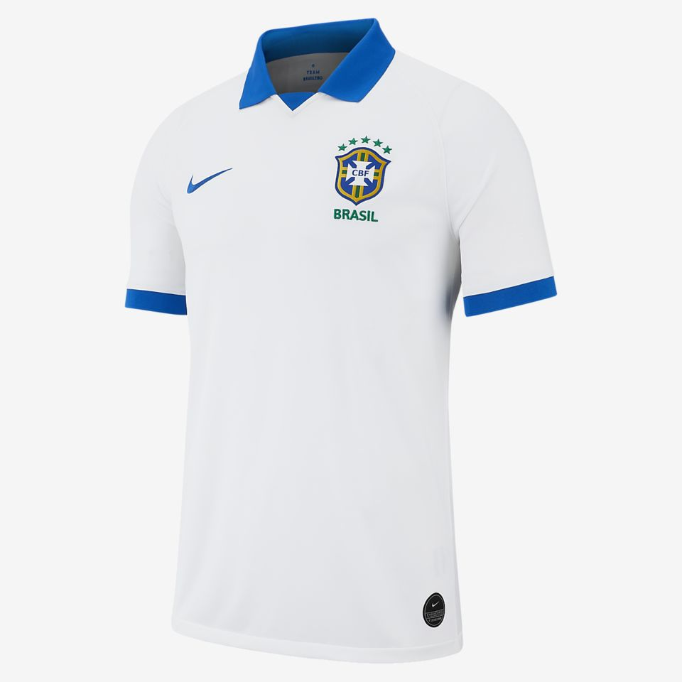 a7921b579 Nike Brazil 100 Years Jersey Buy now. Free worldwide delivery on all orders