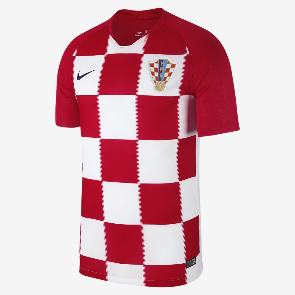 quality design 5dd46 1e349 2018 Croatia Stadium Home Kit. Nike.com AU