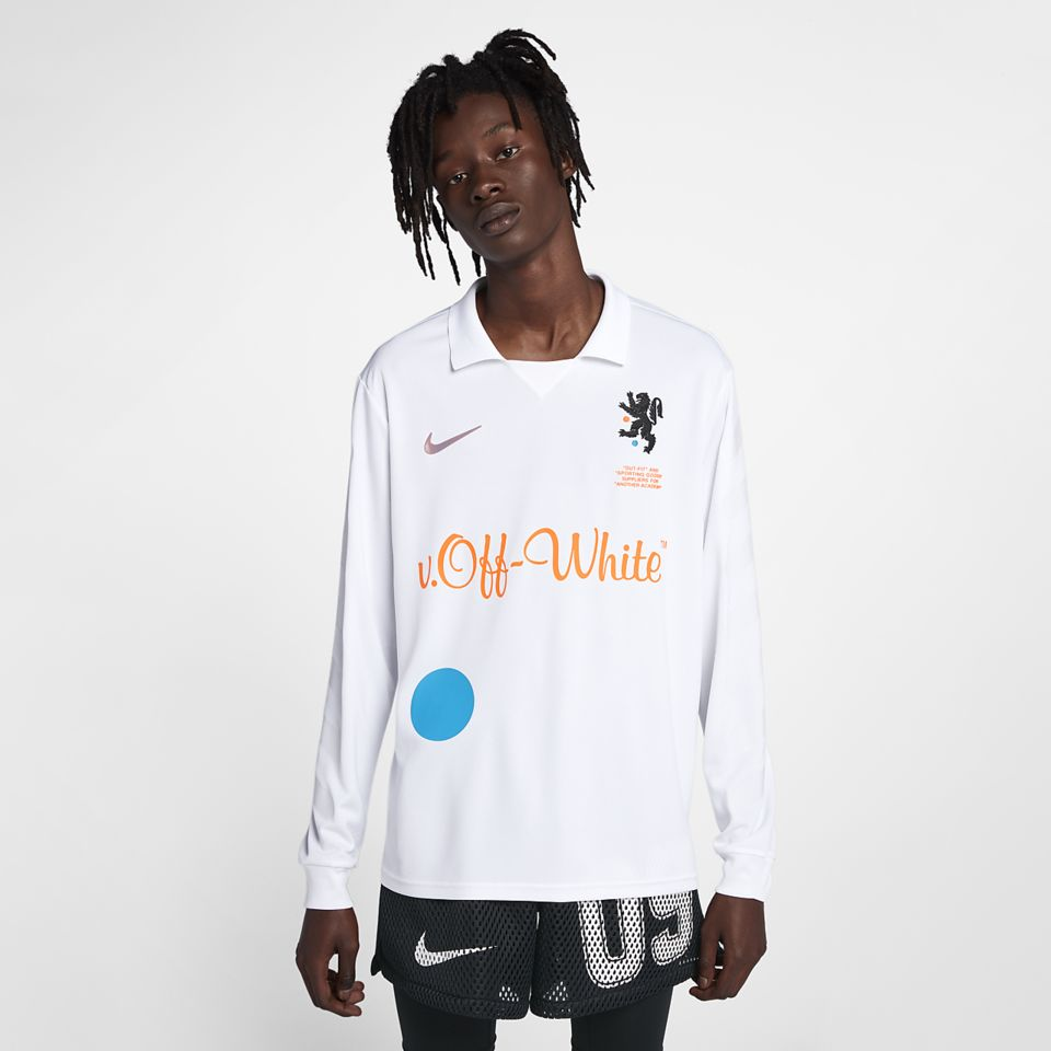 "e092566701aeb Nike x Off-White Collection ""Football"