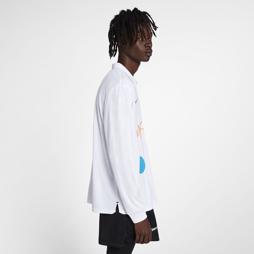"""db8be183d0c Nike x Off-White Collection """"Football, Mon Amour"""" Jerseys. Nike.com"""