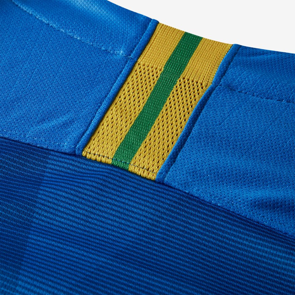 2018 Brasil Stadium Away Kit