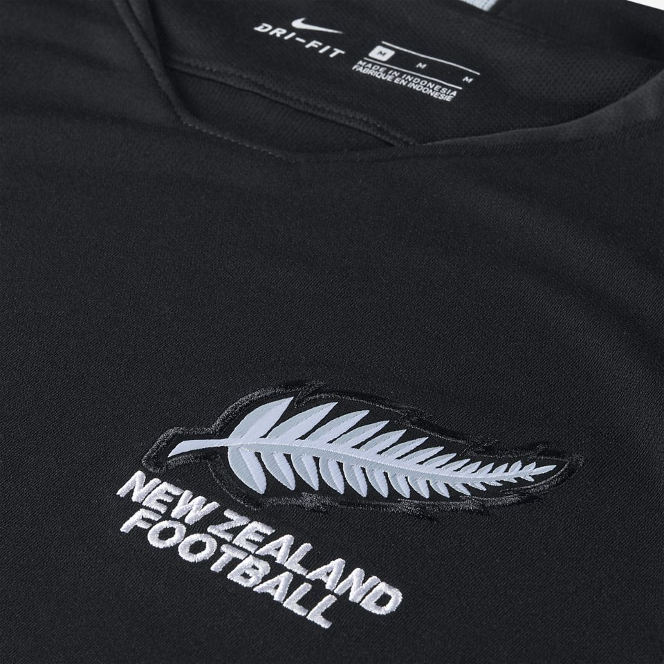 2018 NEW ZEALAND STADIUM HOME KIT