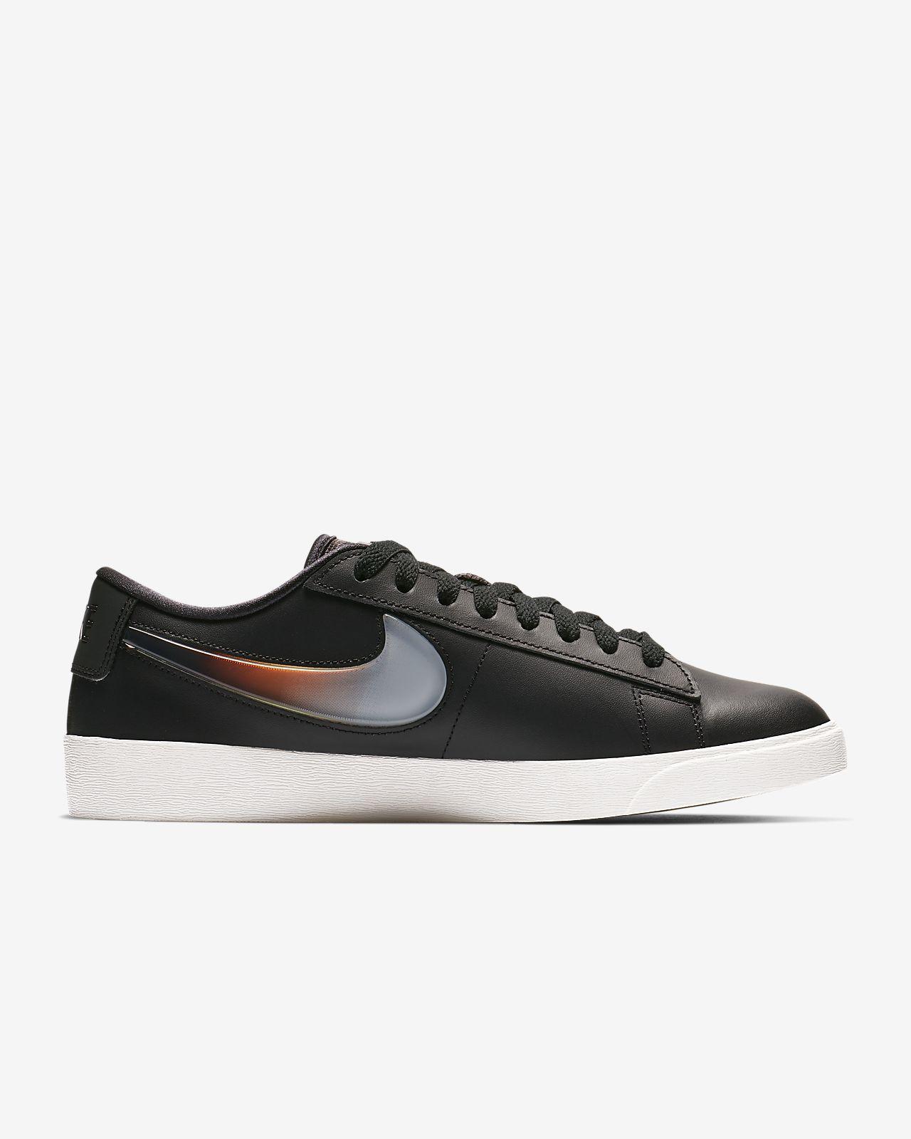 buy popular 073d6 c3095 ... Nike Blazer Low Lux Premium Womens Shoe