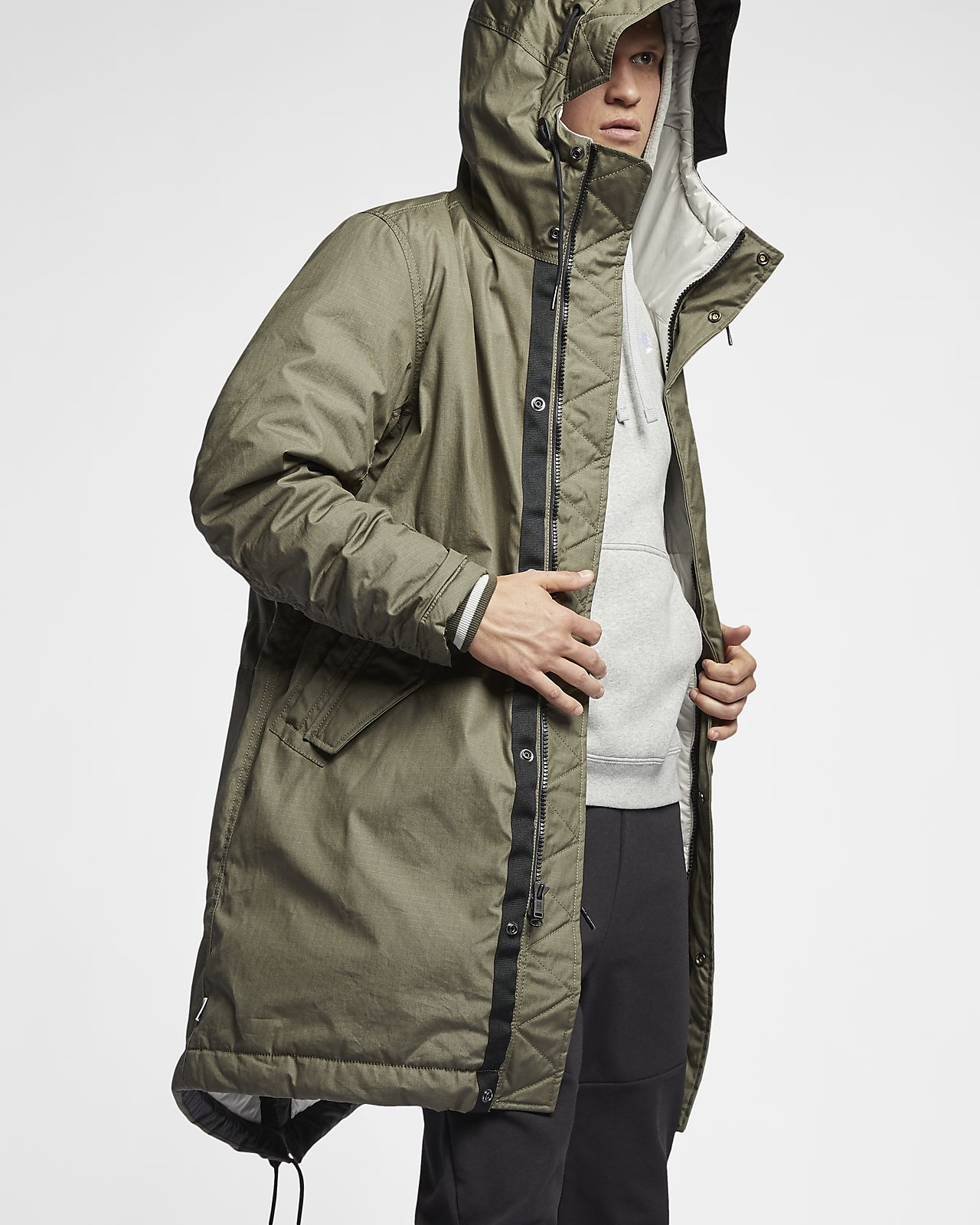 0de7cd53ed Nike Sportswear NSW Men s Synthetic-Fill Parka. Nike.com