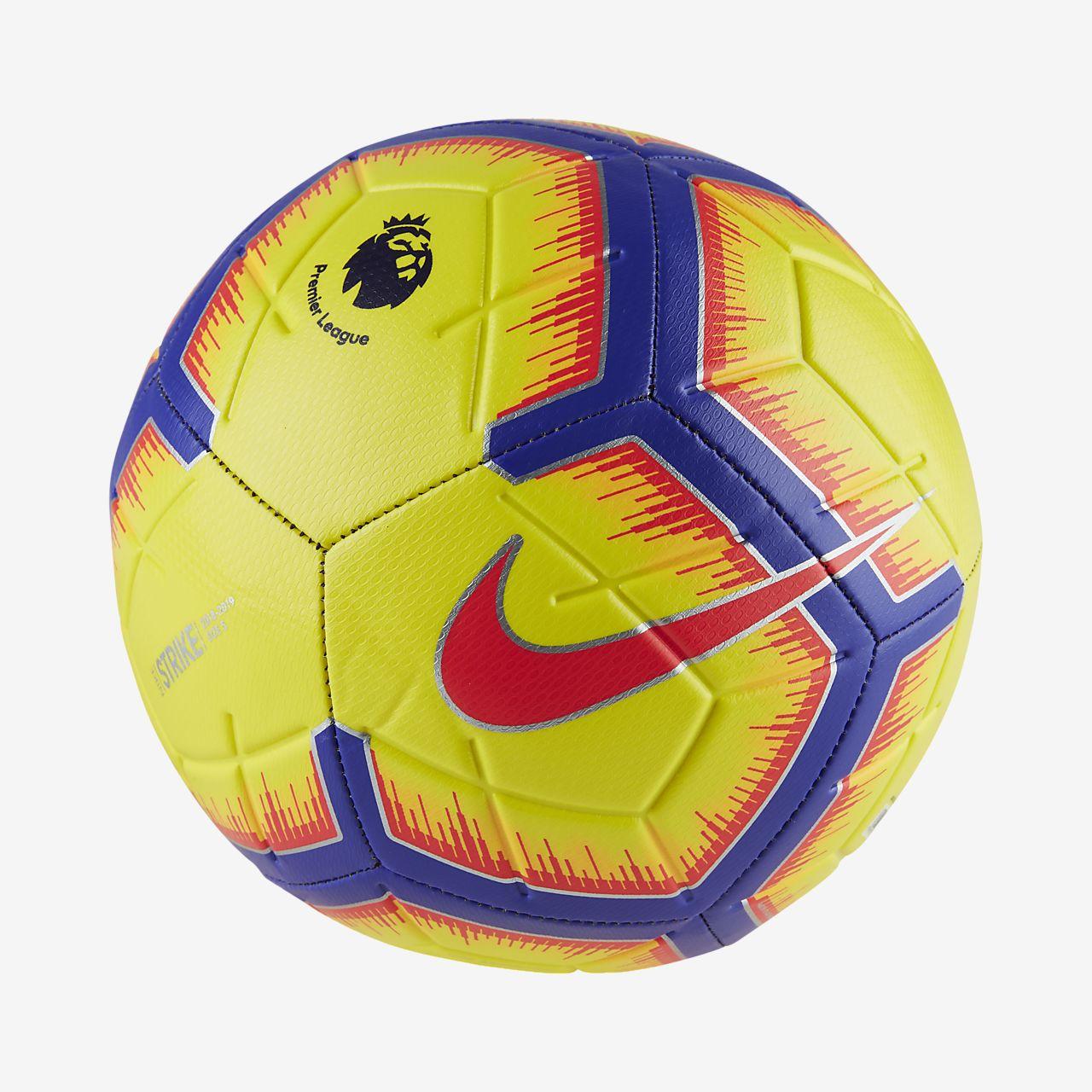 Premier League Strike Balón de fútbol. Nike.com ES 9cd09d809edae