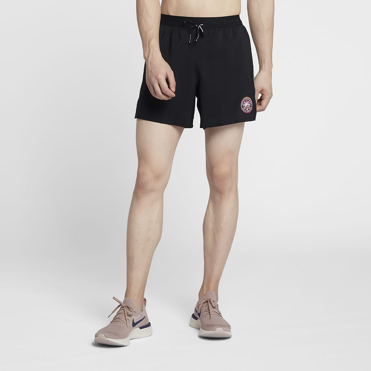 Nike Flex Stride Men's 13cm approx. Lined Running Shorts
