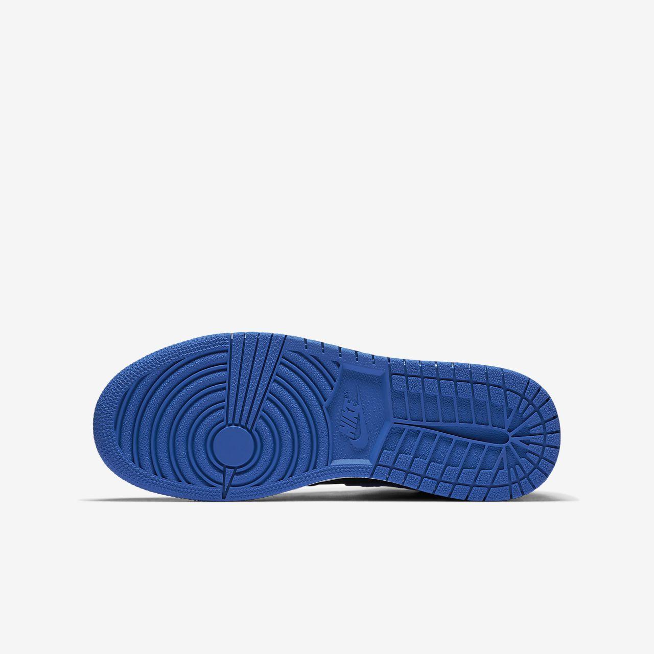 97b839ce7ec29e Air Jordan 1 Retro High OG Boys  Shoe. Nike.com IN