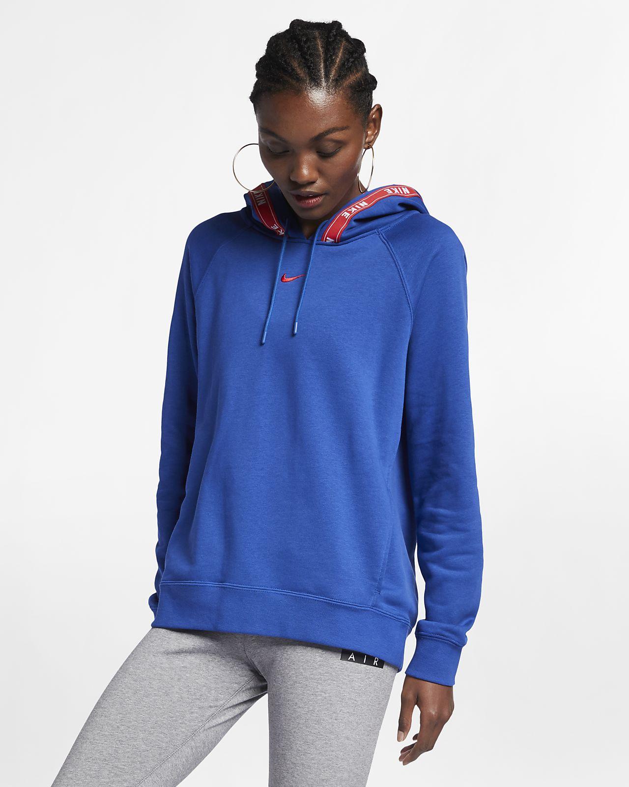 Nike Sportswear Hoodie met logo voor dames