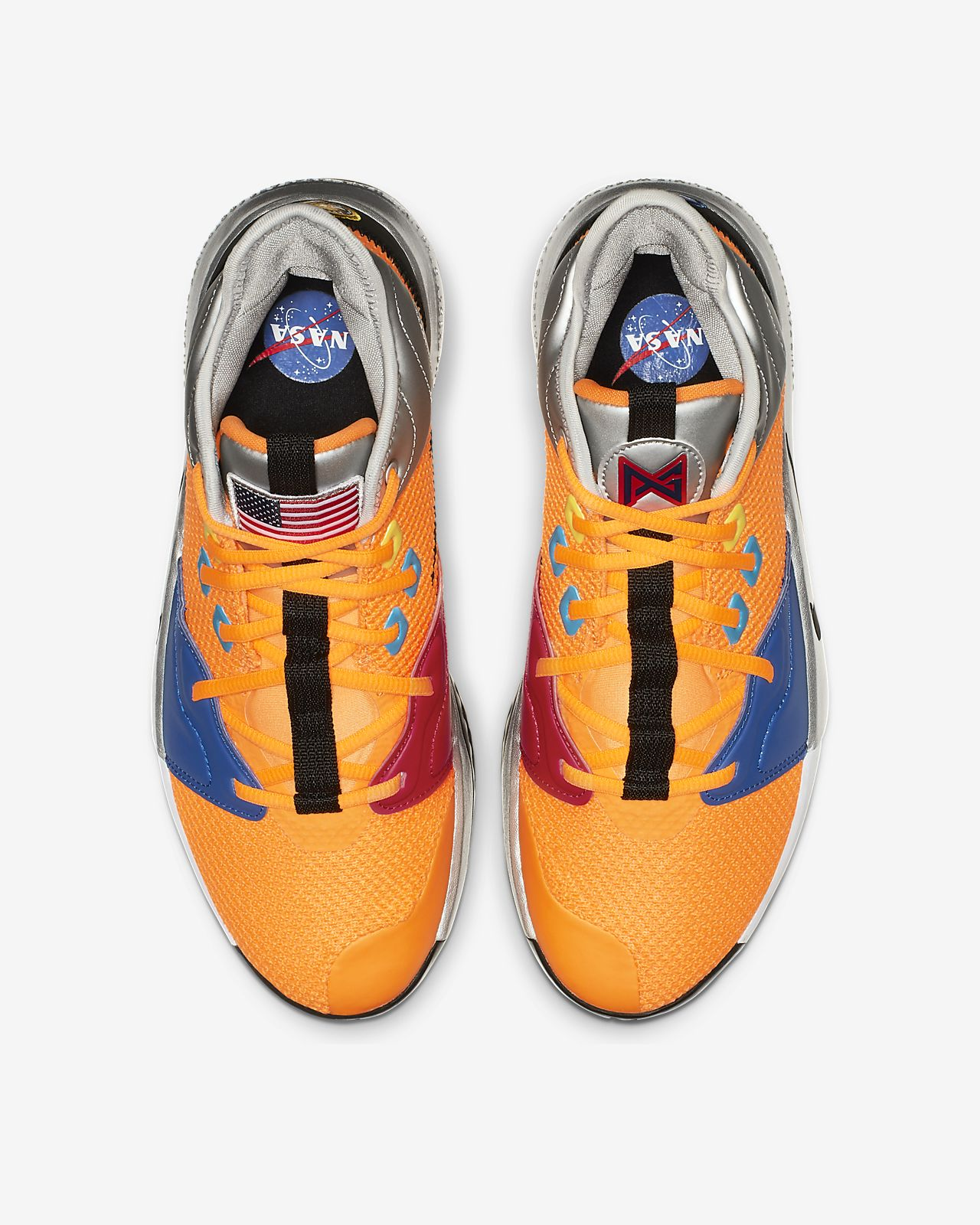 14af7adfeef61 PG 3 NASA Basketball Shoe. Nike.com