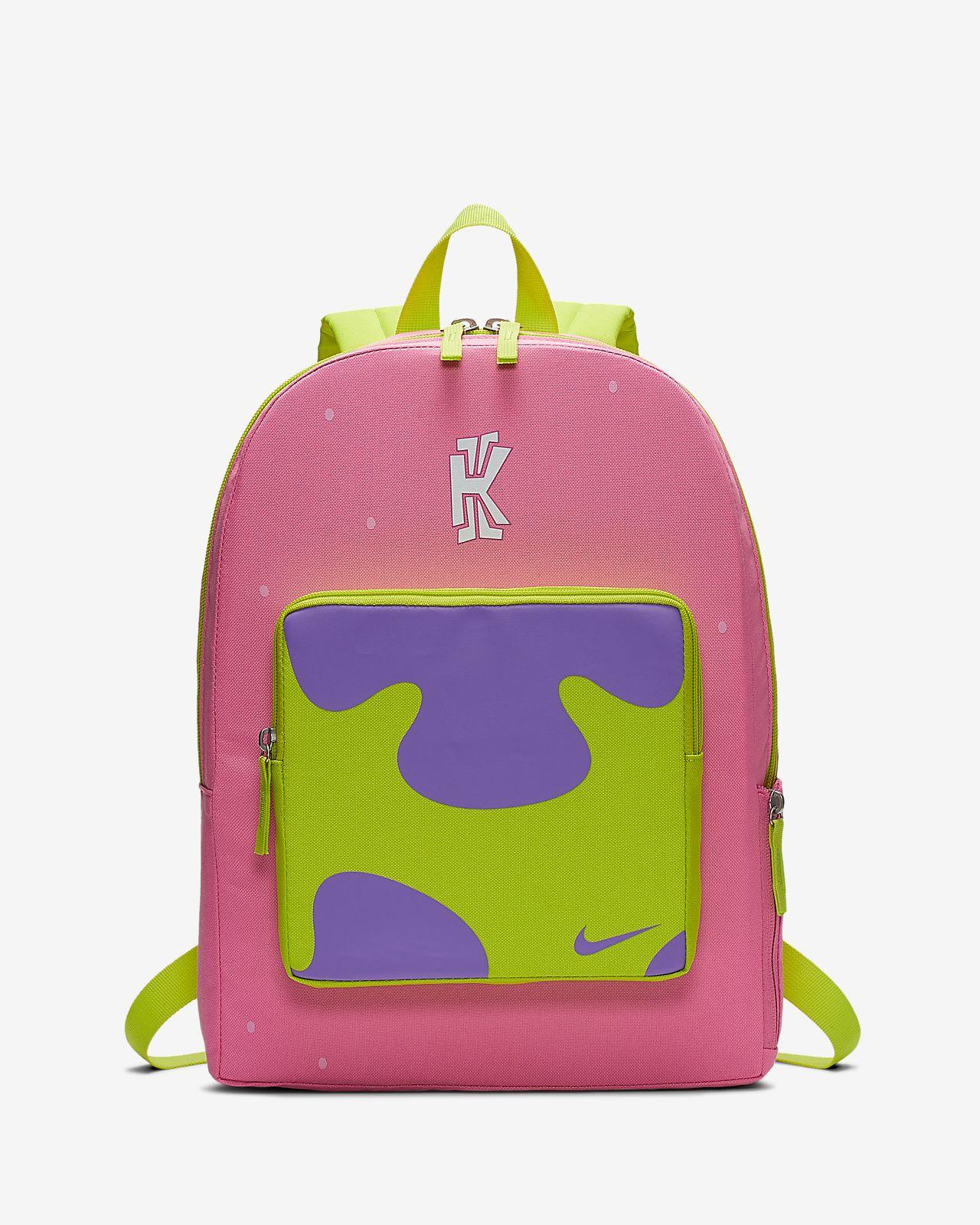 "Nike Classic Kyrie ""Spongebob"" Big Kids' Backpack"