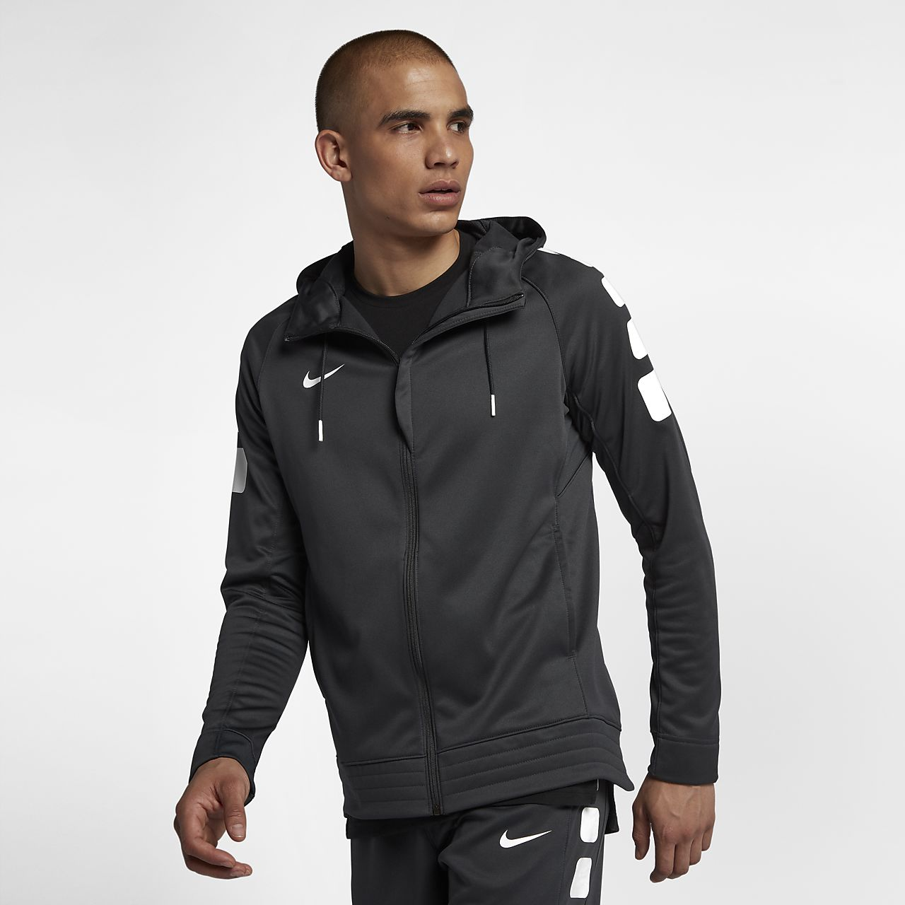 c9f4a9cd1 Nike Therma Elite Men's Basketball Hoodie. Nike.com
