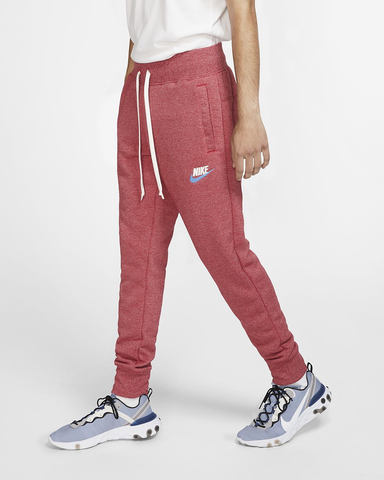 famous brand complete in specifications purchase authentic Nike Sportswear Heritage Men's Joggers