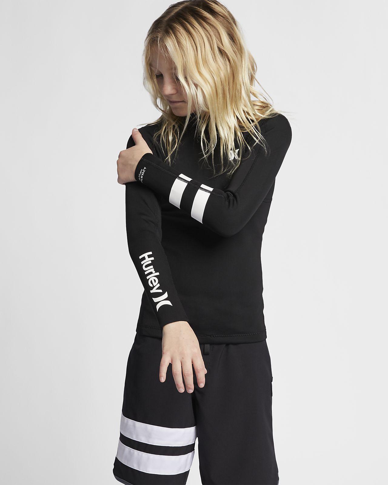 Hurley Advantage Plus 1/1MM Jacket Neoprenanzug für ältere Kinder (Unisex)