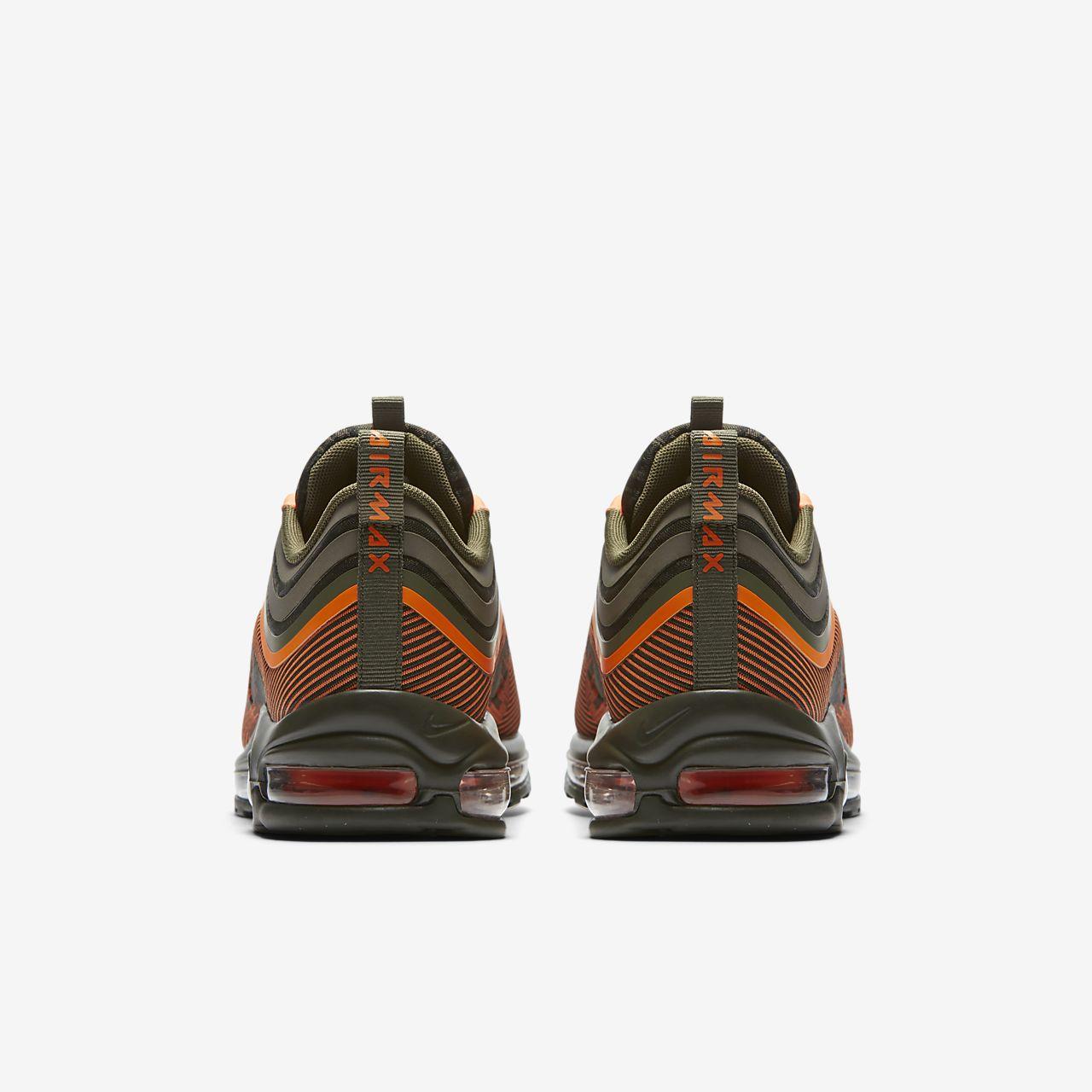 Nike Air Presto grau schwarz rot Herren Größe 8,5 Trainer