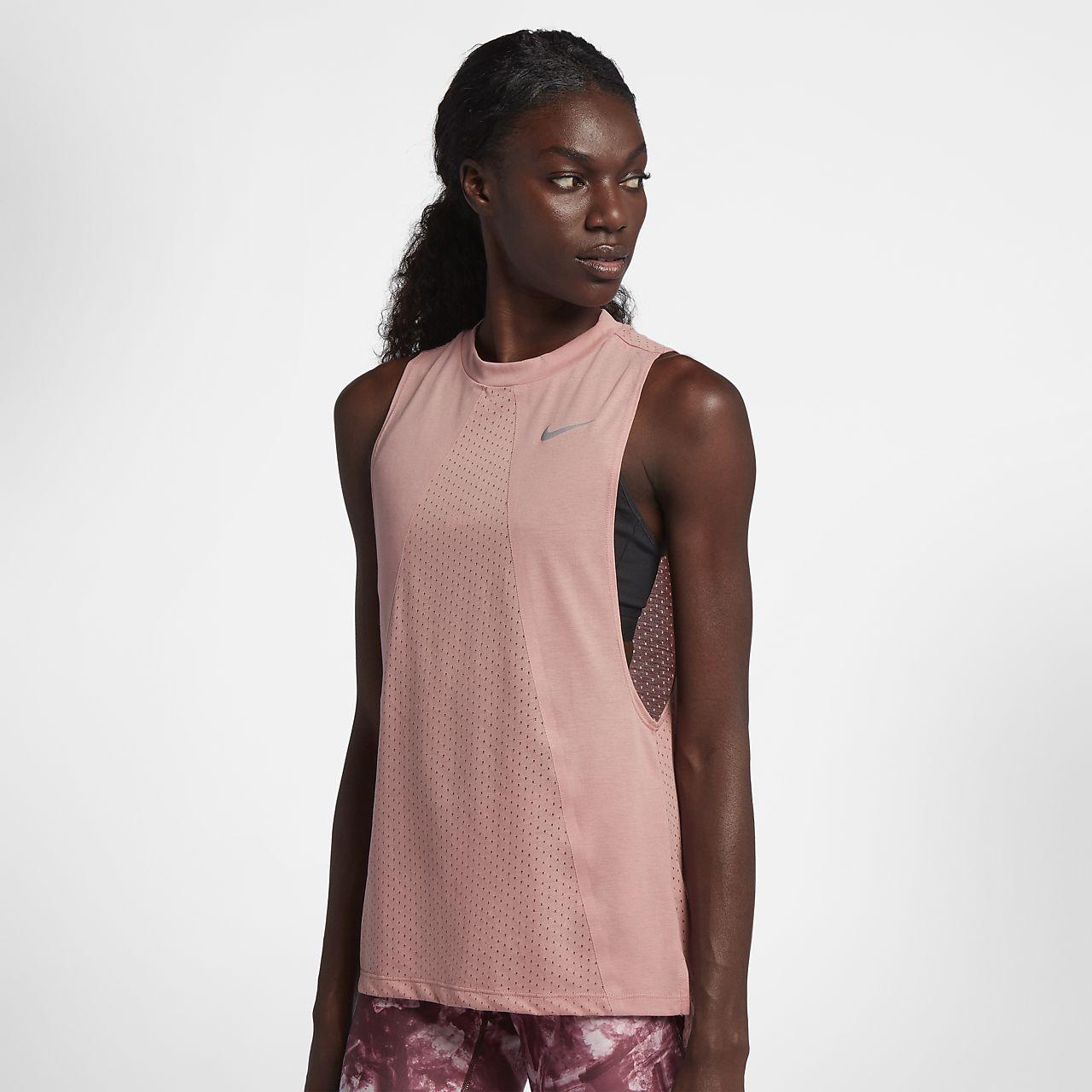 Débardeur Nike Femme De Fit Ma Running Pour Tailwind Dri rTrzv6