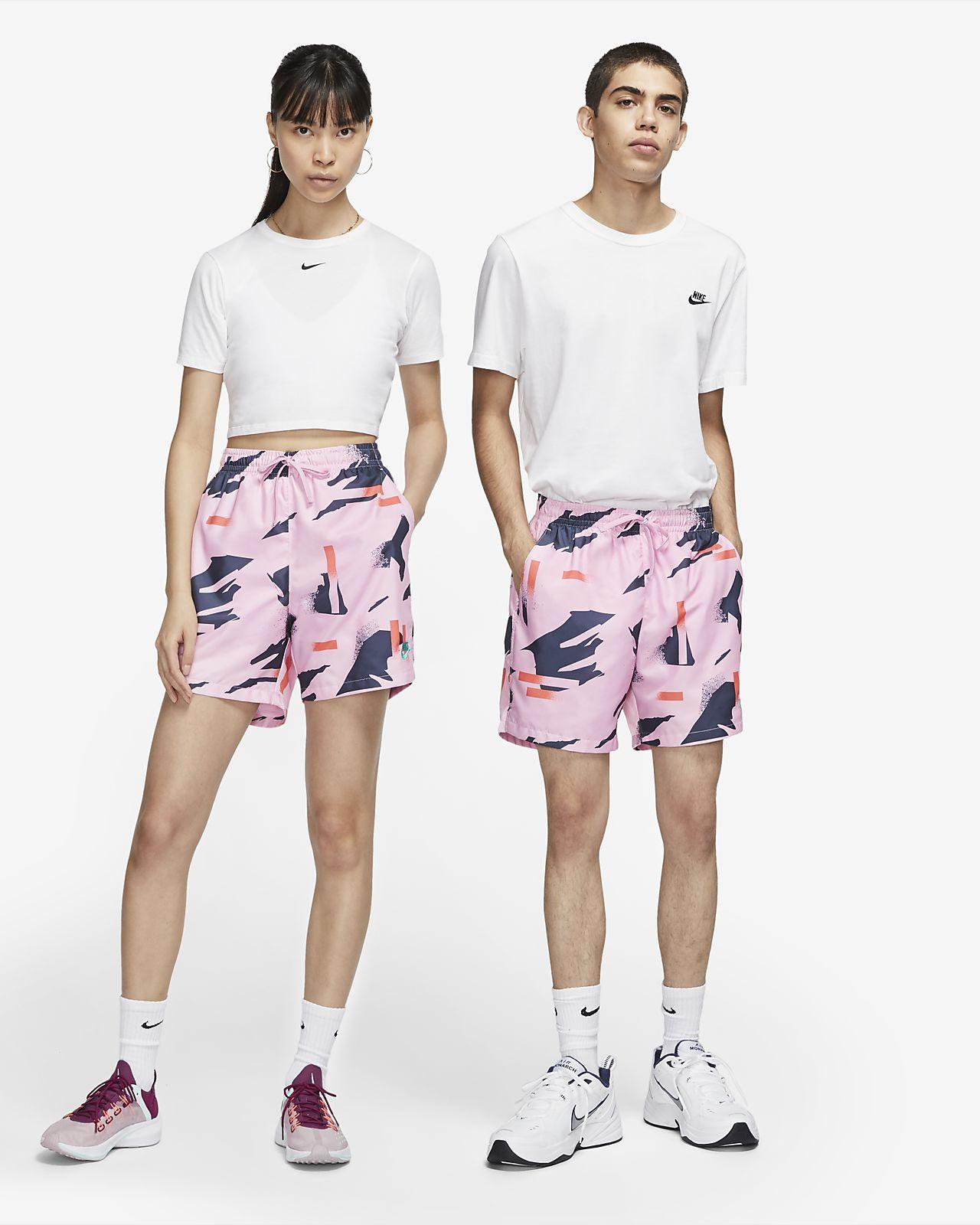 Nike Sportswear Dokuma Şort