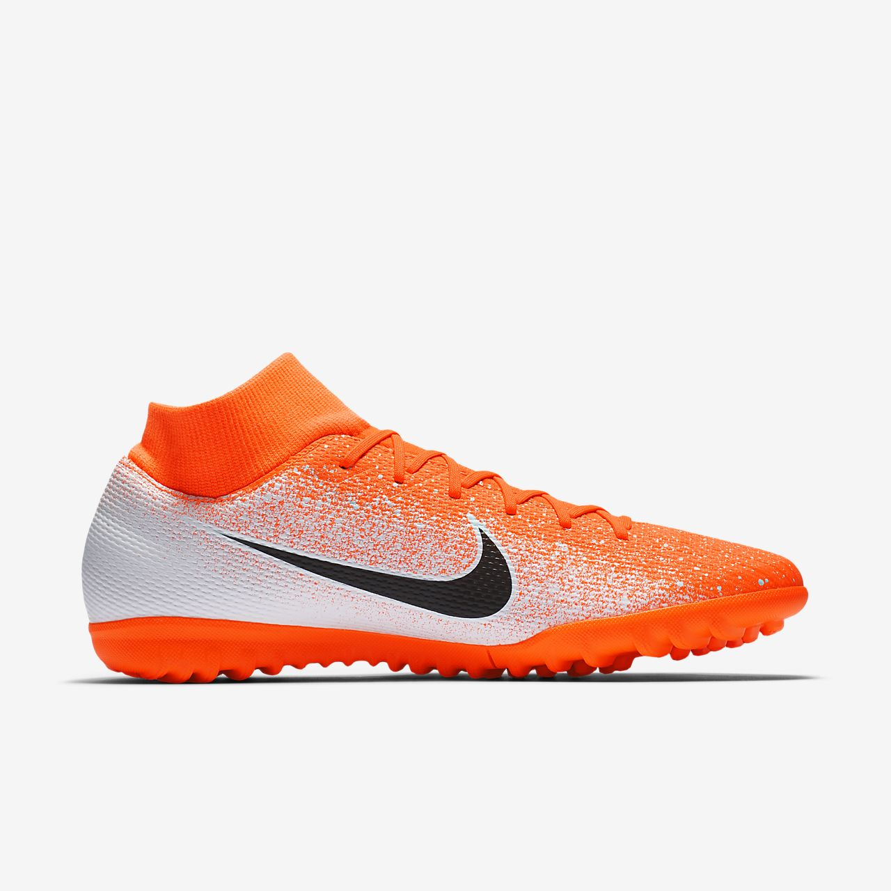 5deb5011eda74 ... Chaussure de football à crampons pour surface synthétique Nike  SuperflyX 6 Academy TF
