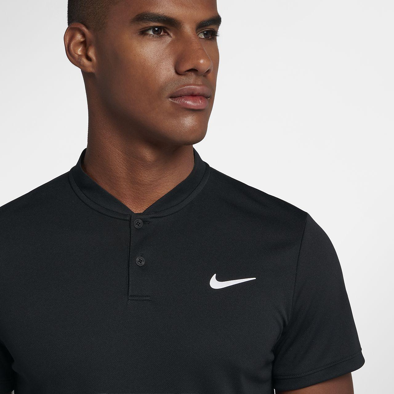 540fc534b2 NikeCourt Dri-FIT férfi teniszpóló. Nike.com HU