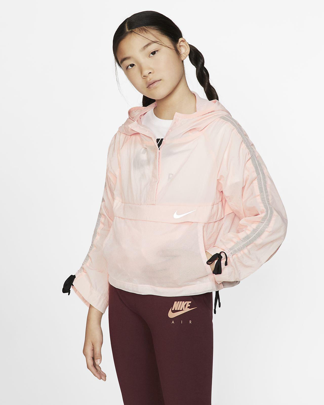 Nike Sportswear Big Kids' (Girls') Packable Jacket