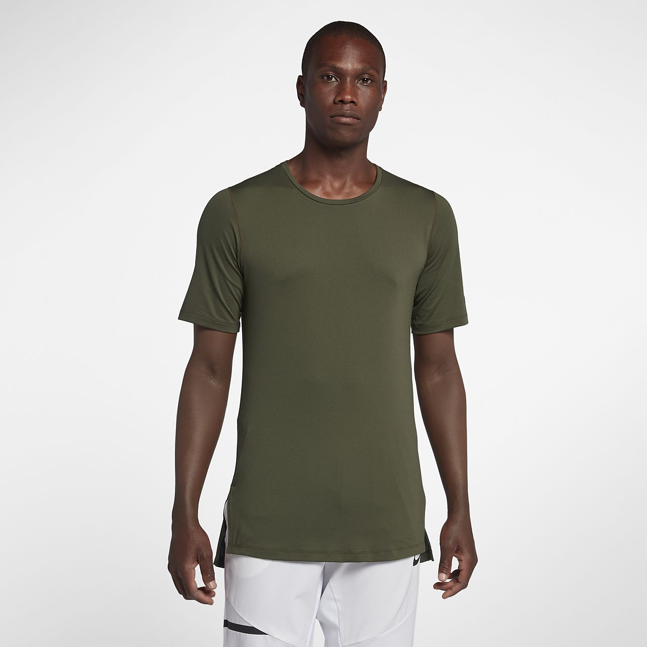 b9109e509c32 Nike Dri-FIT Men s Utility Short-Sleeve Training Top. Nike.com GB