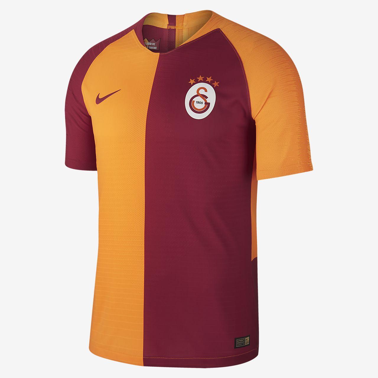 ... Camiseta de fútbol para hombre de local Vapor Match del Galatasaray  S.K. 2018 19 b423b5b25f7