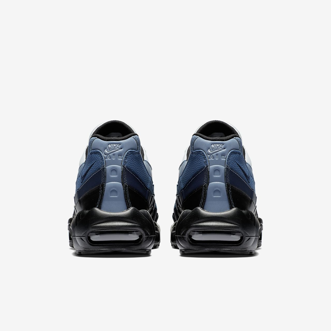 wholesale dealer 27341 19df0 scarpa nike air max 95 essential nero navy blue pure platinum obsidian  749766-028