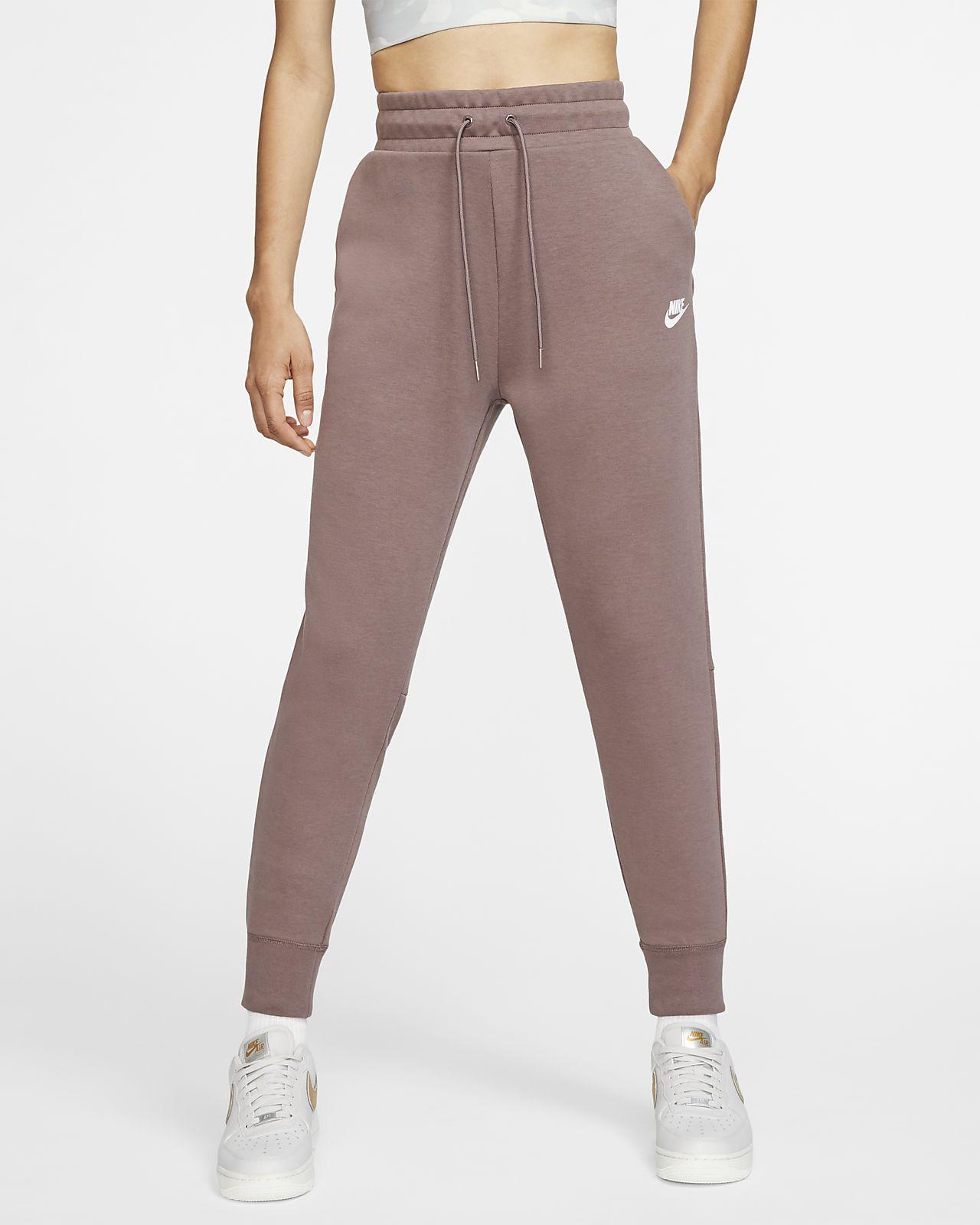 Pantalon Nike Sportswear Tech Fleece Pour Femme Noir