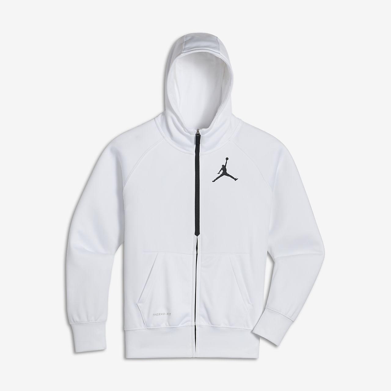 d003d6ed75 Jordan Dri-FIT 23 Alpha Hoodie für ältere Kinder (Jungen). Nike.com DE
