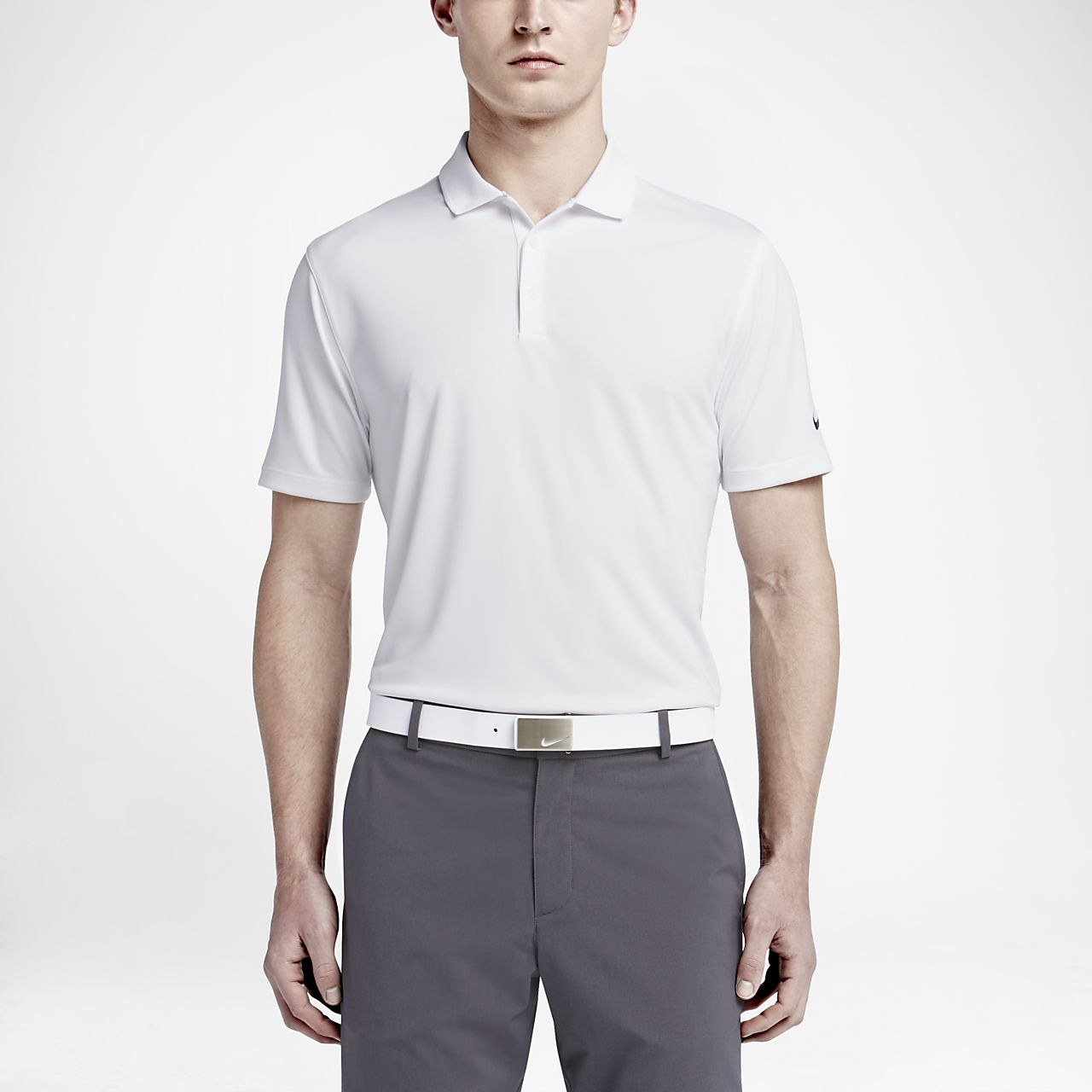 78a1090ffea4 Nike Victory Solid Men s Standard Fit Golf Polo. Nike.com IN