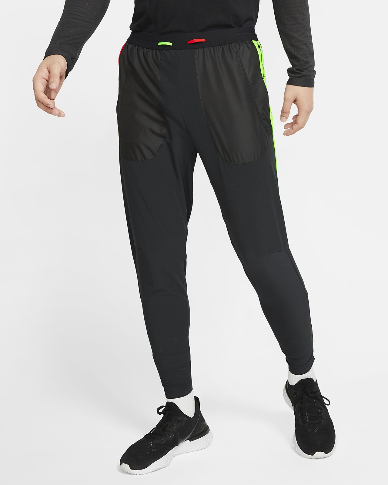 Мужские беговые брюки Nike Phenom Wild Run
