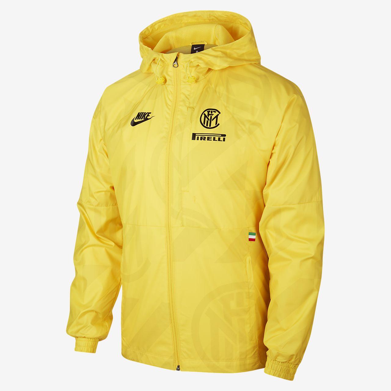 Inter Milan-jakke til mænd