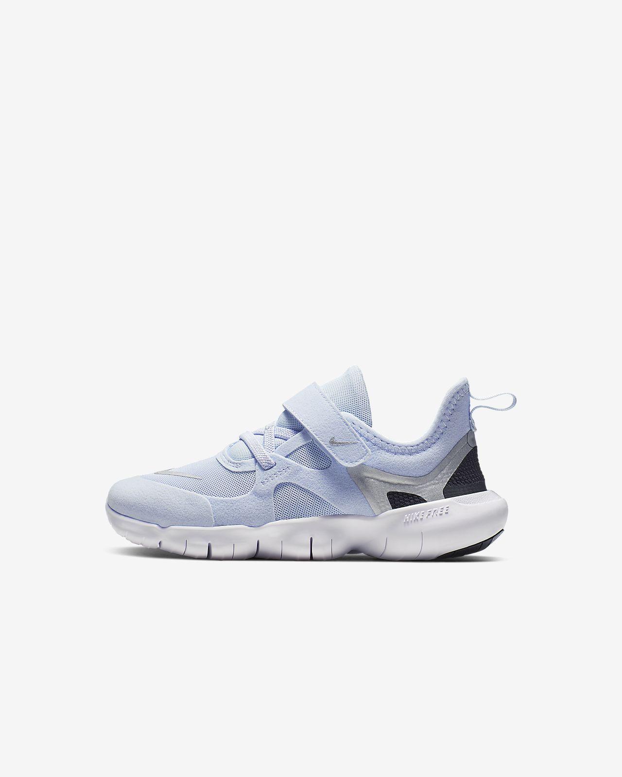 Nike Free RN 5.0 (PSV) 幼童运动童鞋