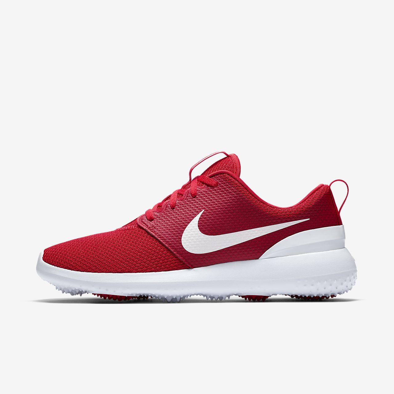nike mens roshe golf shoes