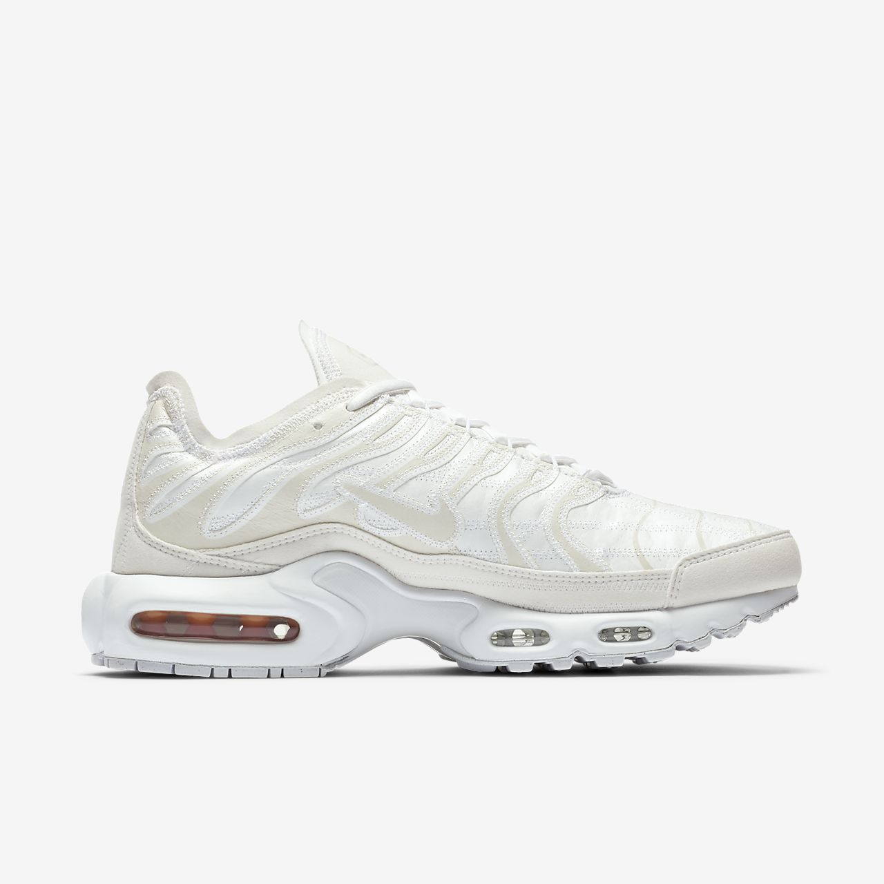 closer at on feet at 2018 shoes Nike Air Max Plus Deconstructed Men's Shoe